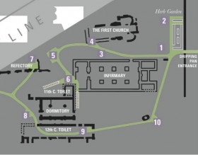 Priory Map